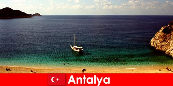Emigresen ke Amerika Syarikat ke Antalya