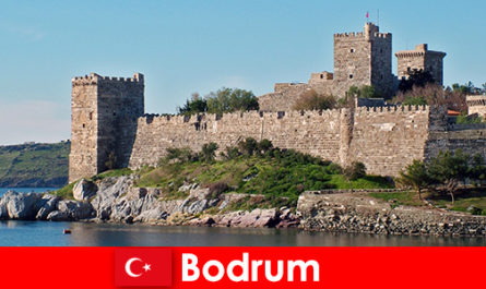 Bercuti di Turki Bodrum