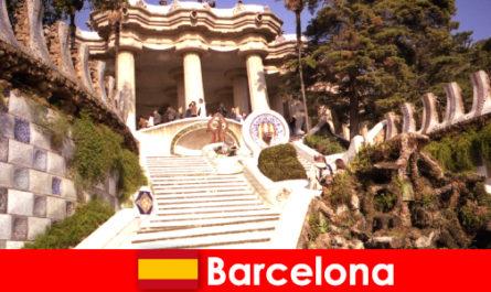 Sorotan terbaik dan tempat pelancong di Barcelona