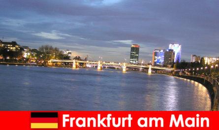Perjalanan mewah eksklusif ke bandar Frankfurt am Main di Nobel Hotels