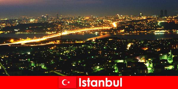 Bandar Istanbul bagi pelancong sentiasa berbaloi dengan perjalanan