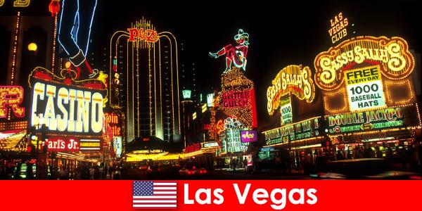 Las Vegas hiburan dan tips Insider untuk pelancong