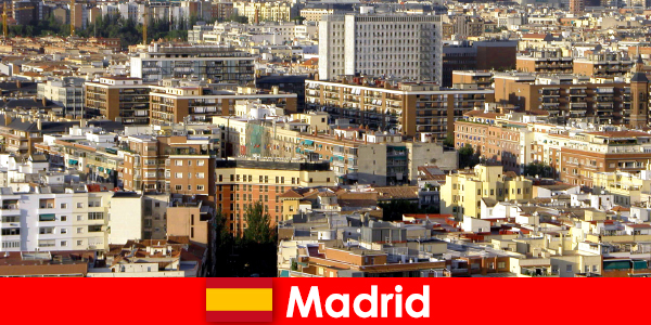 Tips perjalanan dan maklumat tentang ibukota Madrid di Sepanyol