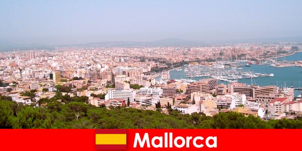 Kehidupan pesara di Mallorca