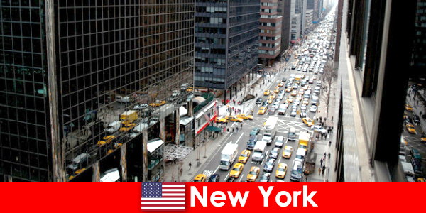 Nikmati percutian murah di New York City