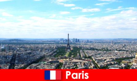 Lihat tempat menarik di Kota besar Paris