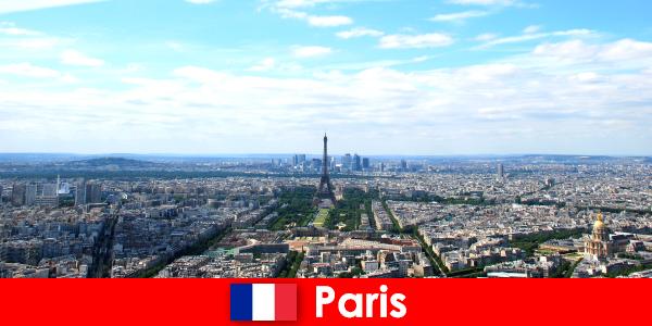 Lihat apa yang boleh dilakukan di bandar Paris