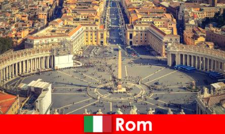Apabila melawat Rom-cuaca, iklim dan cadangan