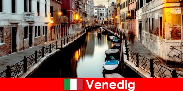 Perkara utama yang boleh dilakukan di Venice-tips pelancongan untuk pemula