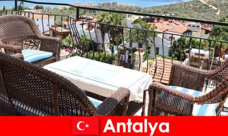 Hospitaliti di Turki disahkan semula oleh pelancong di Antalya