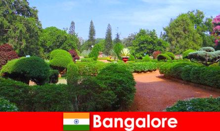 Holidaymakers di Banglove Taman dan taman indah yang menenangkan