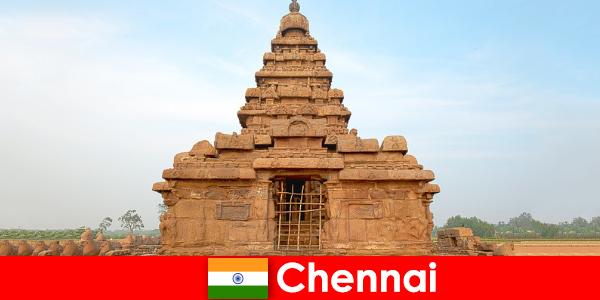 Chennai warga asing suka keindahan tapak Warisan Dunia UNESCO