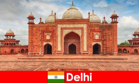Apa pemandangan terbaik di India boleh didapati oleh pelancong di Delhi
