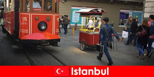 Istanbul adalah metropolis dunia untuk semua orang dan budaya dari seluruh dunia