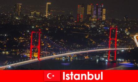 Hiburan malam di Istanbul pub, Bar dan kelab untuk orang muda