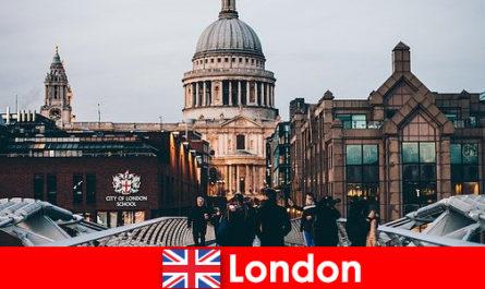 London mempunyai Muzium moden yang terkenal di dunia dengan kemasukan percuma