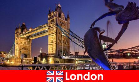 London sebuah modal mahal moden yang dikenali untuk tradisi