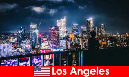 Lawatan ke Los Angeles apa yang perlu dipertimbangkan untuk pelawat kali pertama