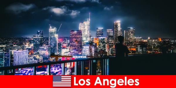 Perjalanan ke Los Angeles apa yang perlu dipertimbangkan untuk pelawat kali pertama