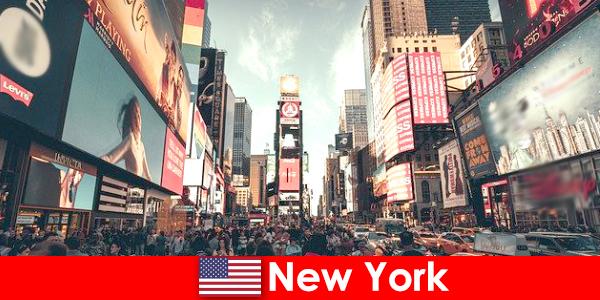 Membeli-belah di New York adalah satu kemestian untuk jutaan pelancong