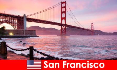Pengalaman percutian mewah di Amerika Syarikat San Francisco