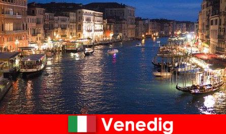 Venice sebuah bandar dengan gondola dan pelbagai khazanah seni