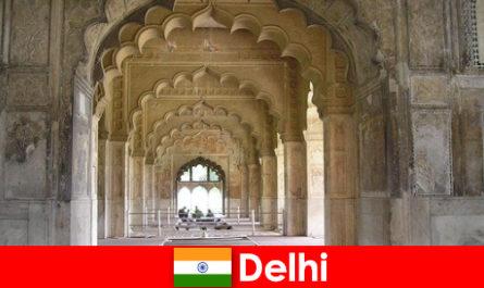 Orang asing suka Lawatan kebudayaan ke Delhi di India