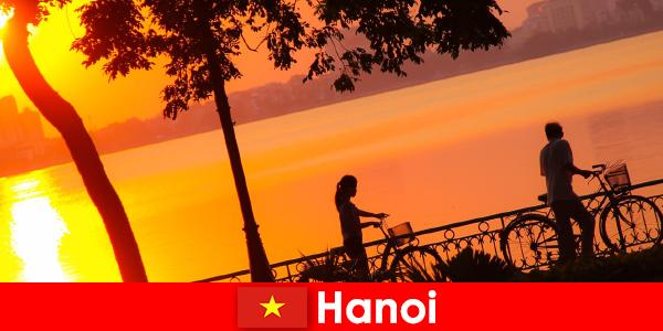 Hanoi untuk pelancong yang suka suhu panas, keseronokan tanpa penghujung