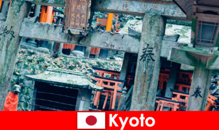 Seni bina Jepun Kyoto tempoh pra-perang sentiasa dikagumi oleh warga asing