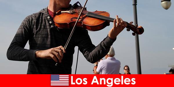 Tarikan berbaloi untuk dilihat di Los Angeles untuk pelancong antarabangsa