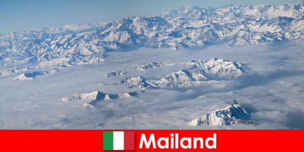 Milan salah satu Resort Ski terbaik untuk pelancong di Itali