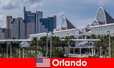 Orlando adalah destinasi pelancongan yang paling banyak dikunjungi di Amerika Syarikat
