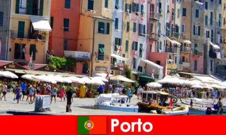 Porto sentiasa satu destinasi yang popular untuk Backpackers dan pelancong dengan bajet kecil