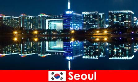 Seoul di Korea Selatan adalah sebuah bandar yang menarik yang menunjukkan tradisi dengan kemodenan