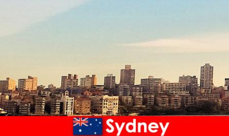 Sydney dikenali sebagai salah satu bandar paling pelbagai budaya di dunia di kalangan rakyat asing