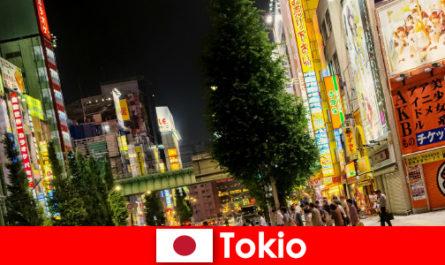 Bangunan moden dan kuil purba membuat Tokyo tidak dapat dilupakan bagi warga asing perjalanan