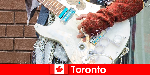 Orang asing suka Toronto untuk cosmopolitannya untuk adegan muzik semua budaya