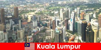 Kuala Lumpur di Malaysia Pencinta Asia datang ke sini lagi dan lagi