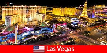 Syurga permainan yang mempesonakan di Las Vegas Amerika Syarikat untuk tetamu dari seluruh dunia
