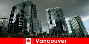 Vancouver di Kanada sentiasa menjadi destinasi untuk bangunan yang mengagumkan untuk orang yang tidak dikenali