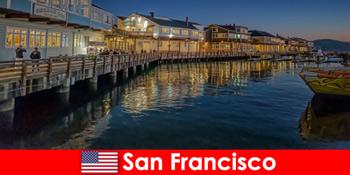 San Francisco di Amerika Syarikat, daerah tepi laut jadi kegemaran rahsia percutian