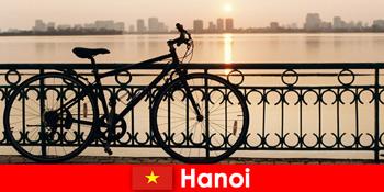 Hanoi di Vietnam temui perjalanan dengan lawatan air untuk pelancong sukan