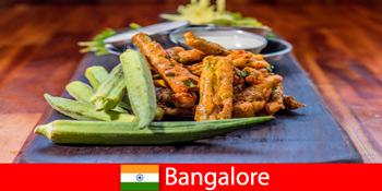 Bangalore di India menawarkan hidangan pelancong dari masakan tempatan dan pengalaman membeli-belah