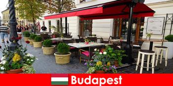 Destinasi percutian singkat di Budapest Hungary untuk pengunjung dengan rasa santapan lazat
