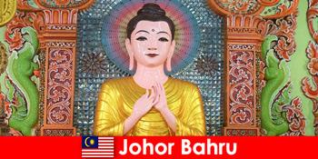 Pakej Percutian dan Lawatan Kebudayaan untuk Pelancong ke Johor Bahru Malaysia