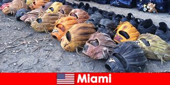 Percutian impian untuk pelancong ke taman sukan Miami Amerika Syarikat