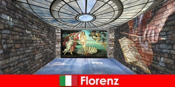 Lawatan bandar ke Florence Itali untuk peminat seni tuan lama