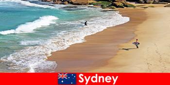 Melayari pelancong menikmati tendangan muktamad di Sydney Australia
