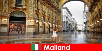 Lawatan Eropah ke rumah-rumah opera yang terkenal dan teater di Milan Itali