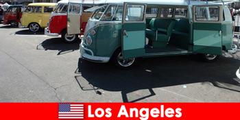 Warga asing sewa kereta murah di Los Angeles Amerika Syarikat untuk perjalanan penerokaan